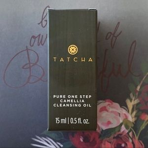 Tatcha - Travel Sized Camellia Cleansing Oil